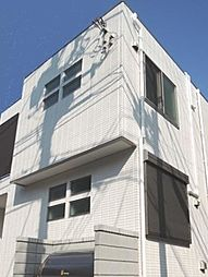 東京都中野区中野3丁目の賃貸アパートの外観
