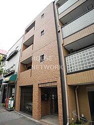 京都府京都市左京区聖護院西町の賃貸マンションの外観