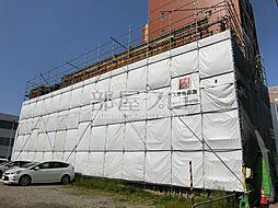 仮称)北16西4 新築MS[4階]の外観