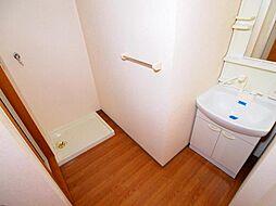 Miura Mansionの室内洗濯機置き場