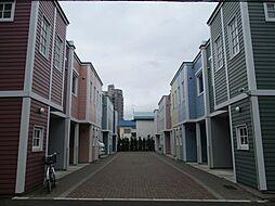 [タウンハウス] 北海道札幌市中央区南十七条西12丁目 の賃貸【/】の外観