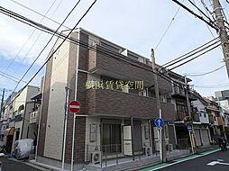 カーサ蒔田[2階]の外観