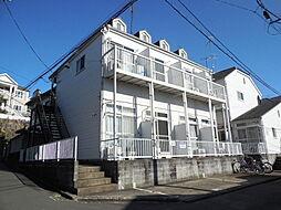 グレース反町 A棟[1階]の外観