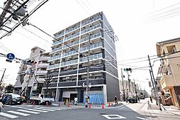 グランツ鶴見[4階]の外観