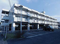 福岡県北九州市小倉南区中曽根1丁目の賃貸マンションの外観