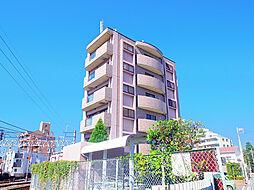 埼玉県朝霞市朝志ケ丘1丁目の賃貸マンションの外観
