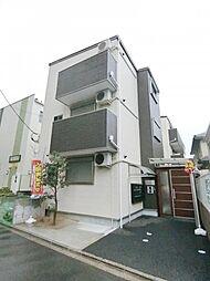 大阪府守口市橋波東之町2丁目の賃貸アパートの外観