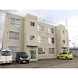 北海道北見市北光の賃貸マンションの外観