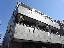 東京都練馬区石神井町3の賃貸マンションの外観