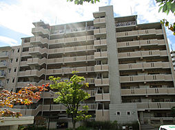 URアーバンラフレ虹ヶ丘中4号棟[1階]の外観