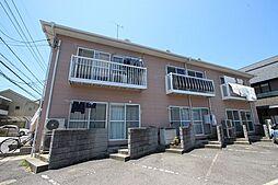 広島県広島市南区出汐3丁目の賃貸アパートの外観
