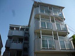 兵庫県尼崎市武庫町1丁目の賃貸マンションの外観