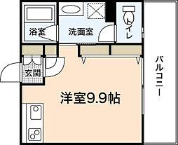 Dolce Centro[4階]の間取り
