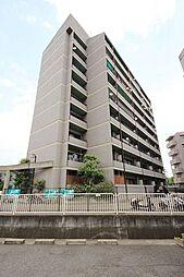 兵庫県尼崎市食満1丁目の賃貸マンションの外観