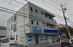 千葉県市川市菅野4丁目の賃貸マンションの外観