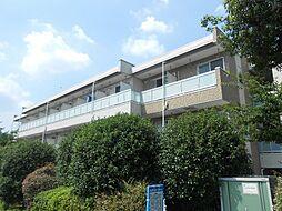 神奈川県横浜市港北区高田東4丁目の賃貸アパートの外観