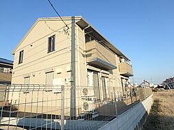 ムーンライトA[2階]の外観