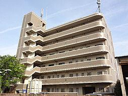 愛媛県松山市井門町の賃貸マンションの外観