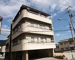 広島県呉市広白岳3丁目の賃貸アパートの外観
