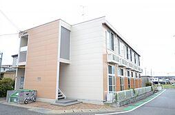 兵庫県西宮市段上町1丁目の賃貸アパートの外観