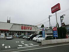 西友高井戸東店(約450M)