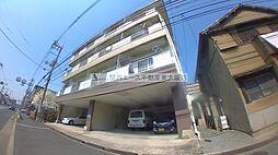中川マンション[3階]の外観