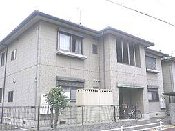 兵庫県高砂市荒井町若宮町の賃貸アパートの外観