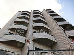 グランデール英1[6階]の外観