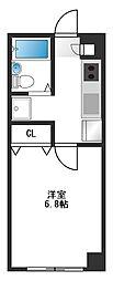 A-FLAT[1階]の間取り