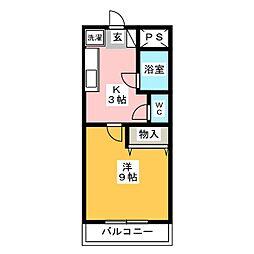 いこいの広場駅 2.5万円
