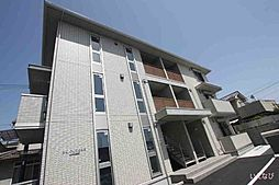 広島県福山市多治米町6丁目の賃貸アパートの外観