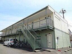 愛知県海部郡大治町大字花常字人見の賃貸アパートの外観