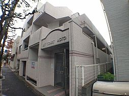 東京都葛飾区青戸4丁目の賃貸マンションの外観