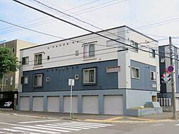 カルム札幌[3階]の外観