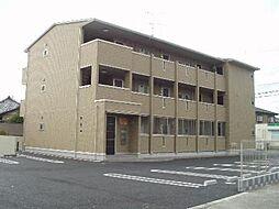 千葉県君津市杢師4丁目の賃貸アパートの外観