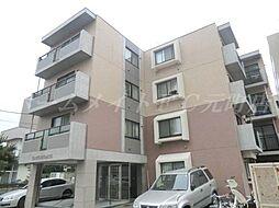 北海道札幌市東区北二十六条東13丁目の賃貸マンションの外観