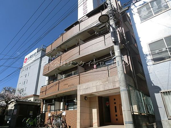 シャルム・シャンブル 4階の賃貸【東京都 / 立川市】