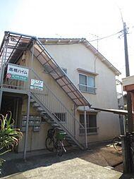 東京都足立区栗原4丁目の賃貸アパートの外観