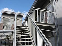 寺井ハイツ[1階]の外観
