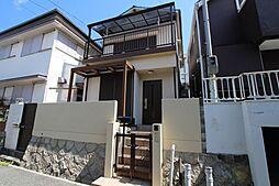 [一戸建] 兵庫県神戸市垂水区舞子坂4丁目 の賃貸【/】の外観