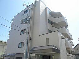 ハピネス深江[2階]の外観