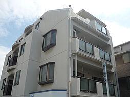 プラーフ東須磨[4階]の外観