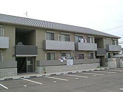 カーサグルージャ[2階]の外観
