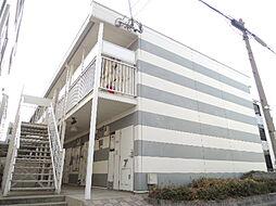 大阪府大阪市生野区巽西2丁目の賃貸アパートの外観