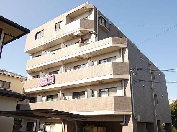 シャトル西神戸[3階]の外観
