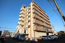 愛知県名古屋市港区入場1丁目の賃貸マンションの外観