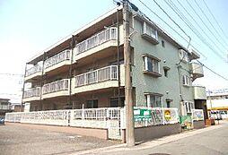 ピース嶋村[1階]の外観