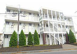 レオパレスCasaAvenue III[2階]の外観
