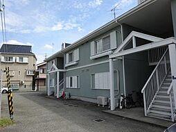 古川橋グリーンハイツB[2階]の外観