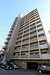 福岡県古賀市天神1丁目の賃貸マンションの外観